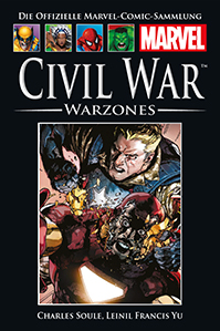 151 Civil War: Warzones