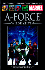 163 A-Force - Wilde Zeiten