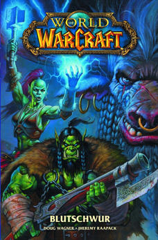 Leseprobe World of Warcraft - Blutschwur