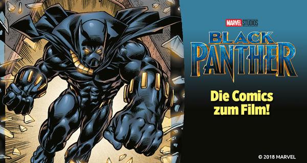 black panther comics zum film